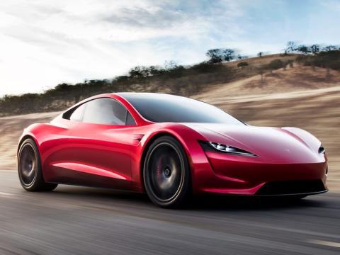 Roadster de Tesla