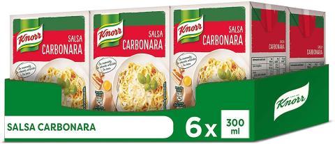 Salsa Carbonara Knor