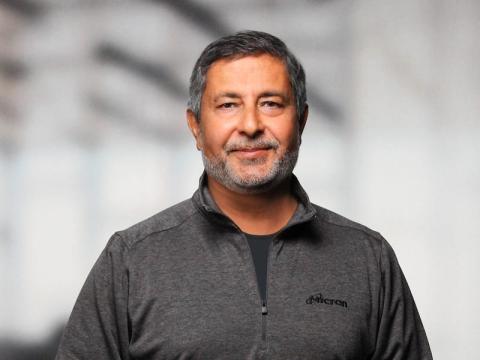 Sanjay Mehrotra, CEO Micron