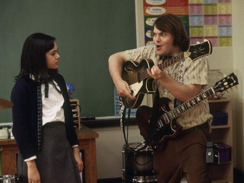 'Escuela de Rock' también es un musical de Broadway.