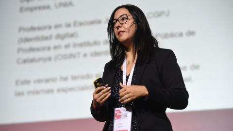 Selva Orejón, directora ejecutiva de onBRANDING, en el #13ENISE.