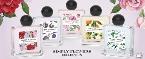 Simply Flowers de Mercadona