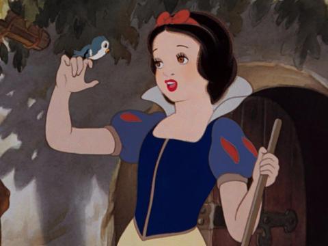 Blancanieves es la princesa de Disney original.