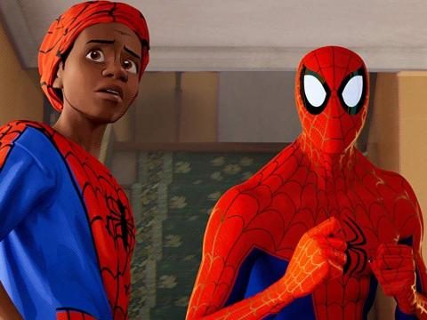 """Spider-Man: Into the Spider-Verse"" is a Marvel film."