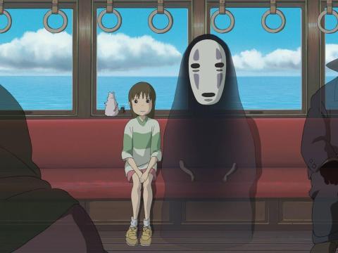 'El viaje de Chihiro' se estrenó originalmente en Japón.