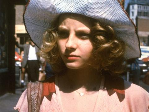 Jodie Foster interpretó a una prostituta de 12 años en la película 'Taxi Driver'.