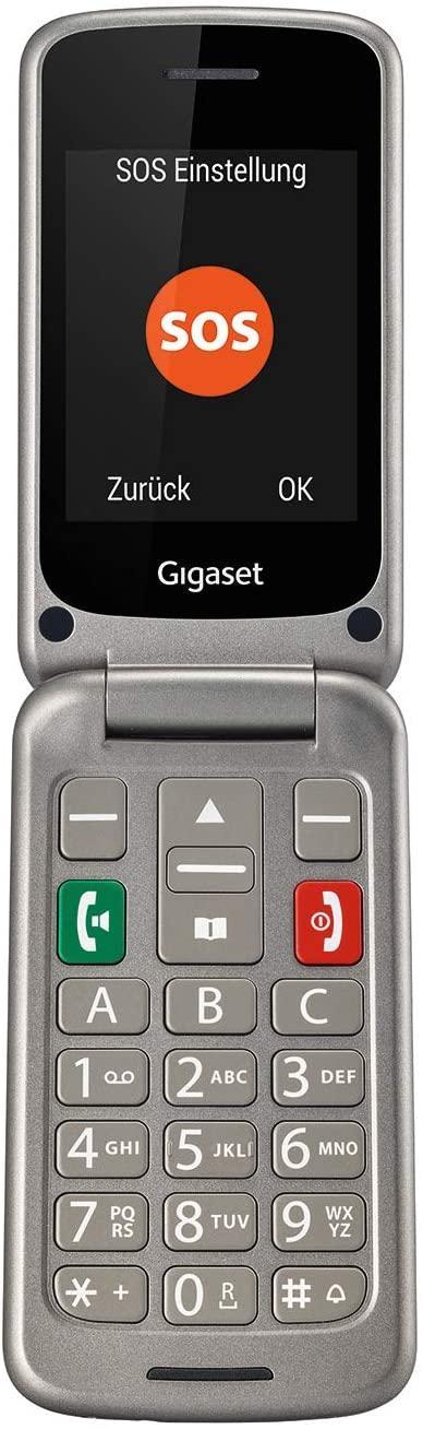 Teléfono para mayores Gigaset GL590