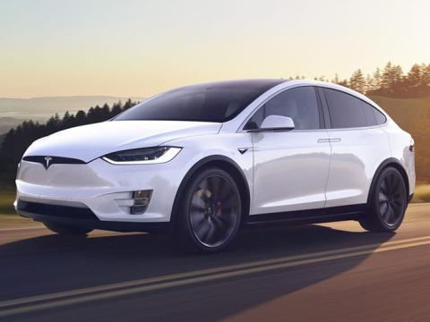 Tesla Model X de 2019