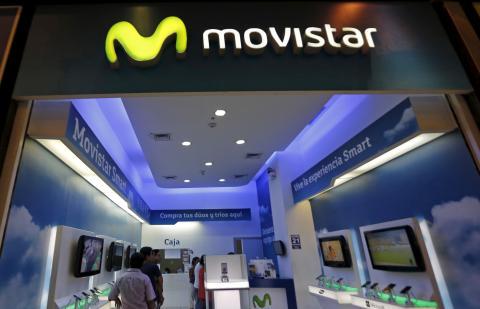 Tienda de Movistar