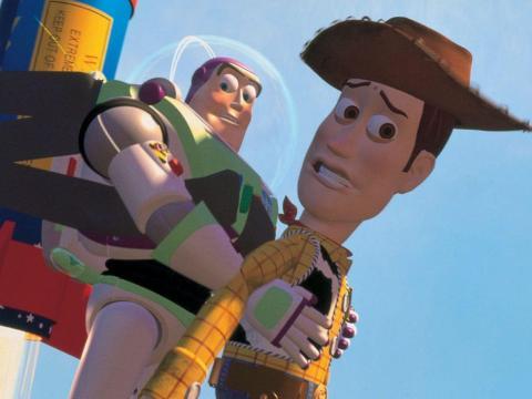 'Toy Story' tiene varias secuelas.