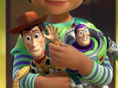 'Toy Story 3' recibió críticas muy favorables.