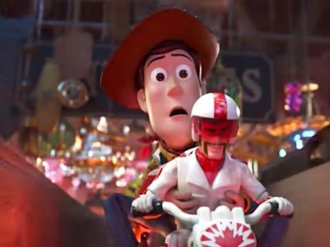 En 'Toy Story 4' han aparecido muchos juguetes nuevos.
