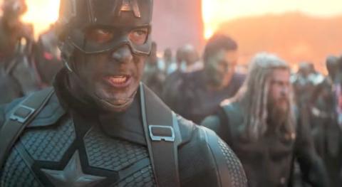'Los Vengadores: Endgame'.