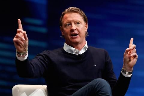 Verizon CEO Hans Vestberg