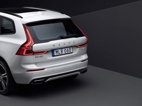 Volvo XC60 recharge 6