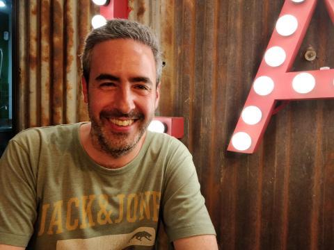 Aitor Guevara, cofundador de Ducksboard, vendida a New Relic en 2014