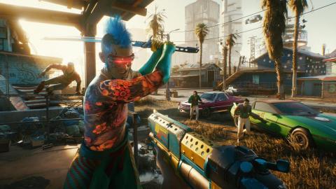 Aún no se ha confirmado la fecha de lanzamiento de Cyberpunk 2077 para PS5