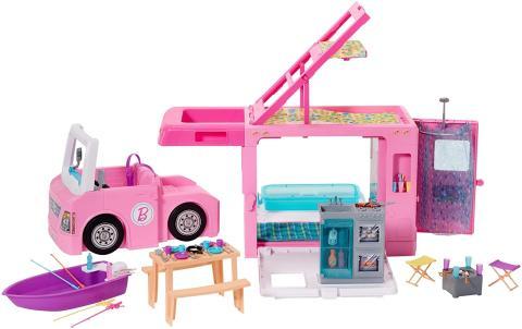 Barbie caravana para acampar