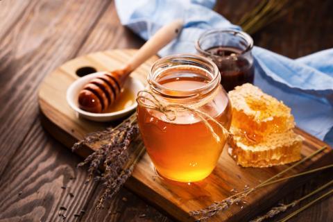 Beneficios de la miel.