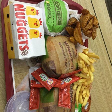 Burger King, Huesca.