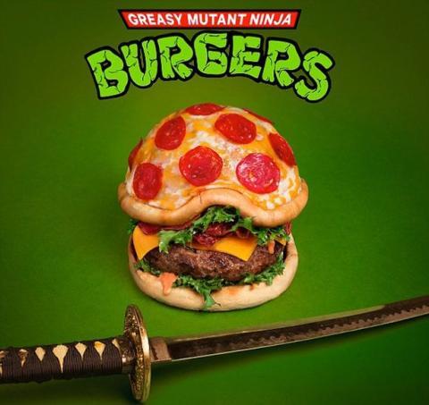 Burger tortugas