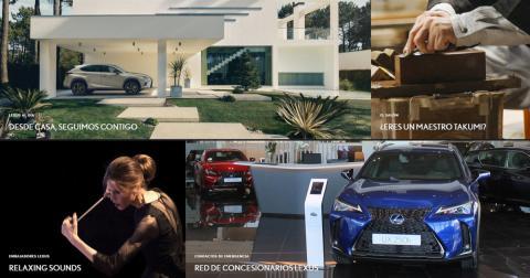 Campaña de Lexus centrada en la filosofía 'Omotenashi' (hospitalidad, en japonés).