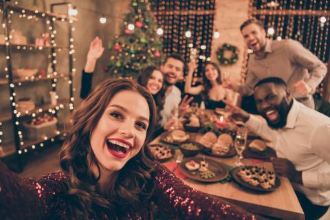cena Navidad