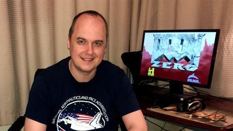 Christopher Golden, el fan detrás de Doom Zero