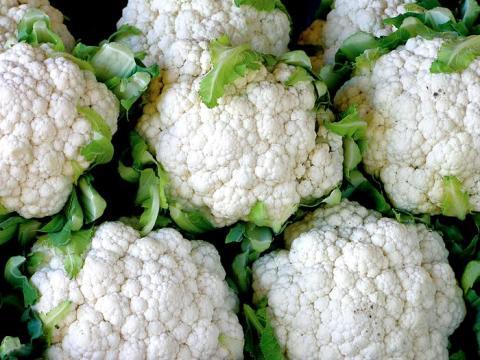 La coliflor puede ser un sustituto saludable de los carbohidratos.