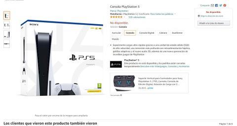 """""""No disponible"""": el gran límite que tiene el gamer para conseguir su PS5."""