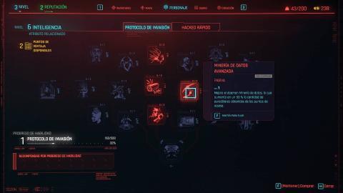 cyberpunk ventajas