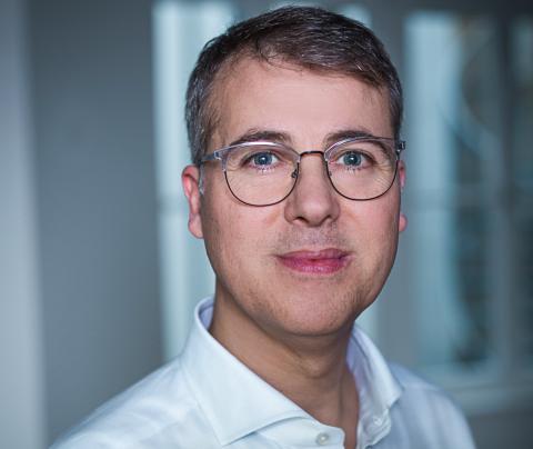 David Masó, cofundador de Promofarma y director de Europa de Zur Rose