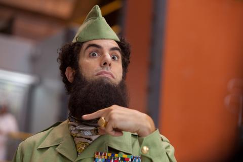 El dictador - Sacha Baron Cohen