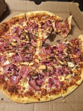 Domino's Pizza, Tarragona.