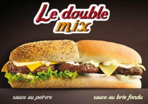 Le double mix