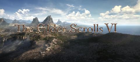 Elder Scrolls 6 logo
