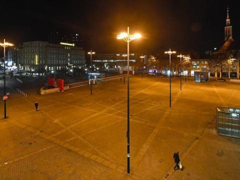 Dortmund, Alemania, el 23 de noviembre de 2020.