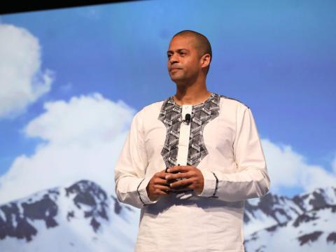 Francois Locoh Donou, CEO de F5 Networks.