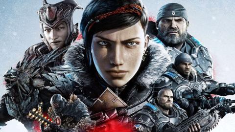 Gears of War 5 (en la imagen) demostró que la saga está en buenas manos.