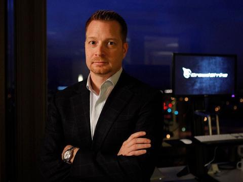 George Kurtz, consejero delegado de CrowdStrike.