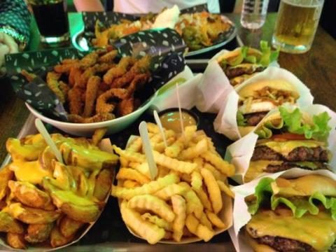 The Good Burger, Alicante.