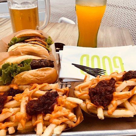 The Good Burger Donostia, Guipuzcoa.