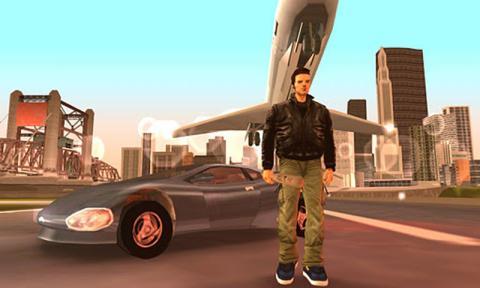 Grand Theft Auto III.