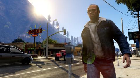 A falta de algo oficial de GTA 6, aquí está Trevor dándose un paseo por GTA 5.