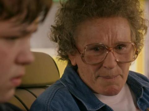 Glenn Close en 'Hillbilly, una elegía rural'.