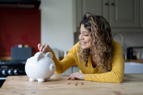 La importancia del ahorro constante.