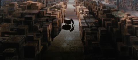 Imposible no pensar en el almacén del final de Indiana Jones al leer la conversación de emails.