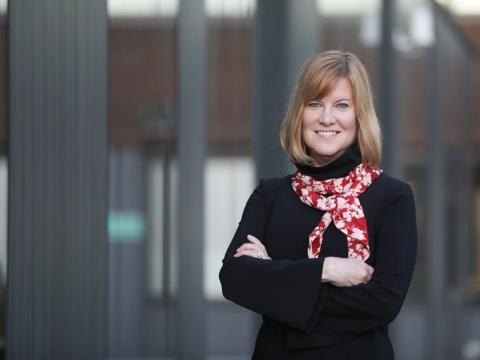 Jennifer Christie, directora de recursos humanos de Twitter.
