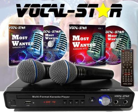 Karaoke Vocal-Star VS-400