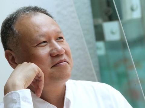 Ken Xie, fundador de Fortinet.